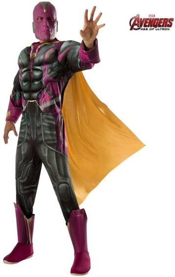 AVENGERS: AGE OF ULTRON DELUXE VISION COSTUME