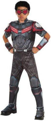 AVENGERS DELUXE FALCON COSTUME FOR BOYS
