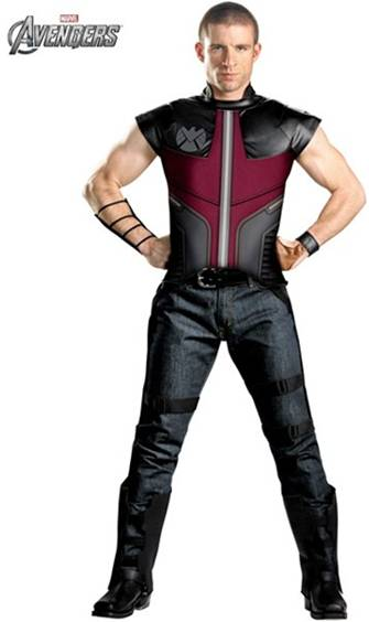 *currently only available in PLUS*AVENGERS HAWKEYE