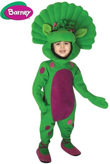 BABY BOP Click for larger image  sc 1 st  Crazy For Costumes : baby bop halloween costume  - Germanpascual.Com