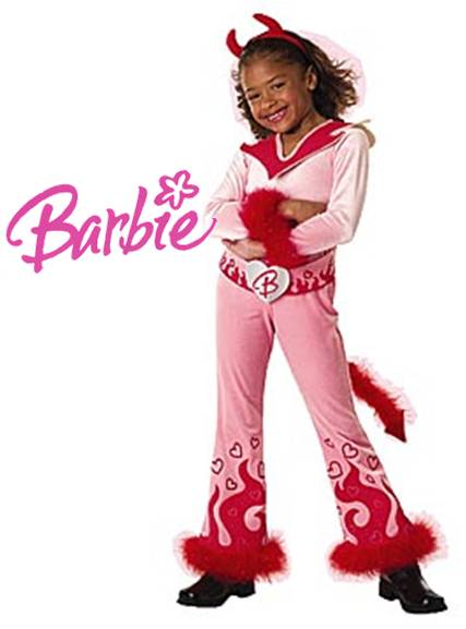 BARBIE RED HOT HEARTS