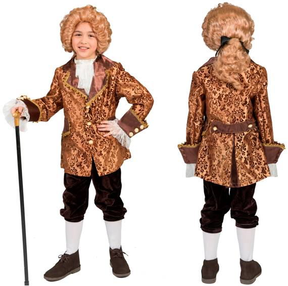 BAROQUE BARTOLI COSTUME FOR BOYS