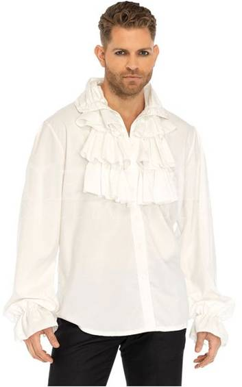 BEAST RUFFLE SHIRT FOR MEN