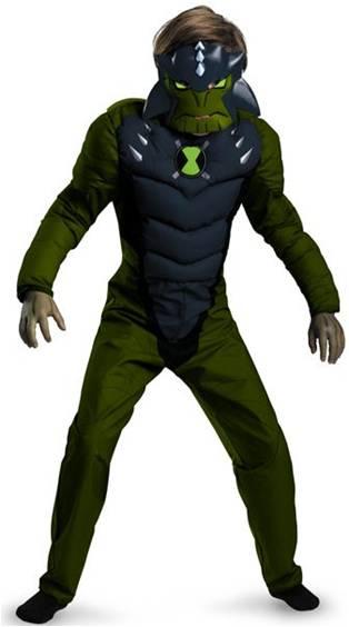 Ben 10 Alien Force Child Costumes   Costume Pop