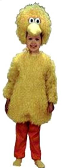 BIG BIRD  sc 1 st  Crazy For Costumes : baby bird halloween costume  - Germanpascual.Com