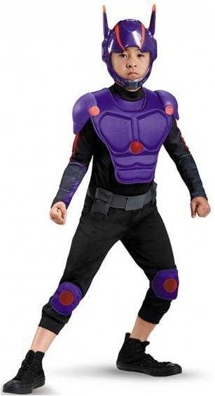BIG HERO 6 DELUXE HIRO HAMADA COSTUME FOR BOYS