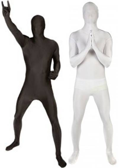 ADULT DELUXE MORPHSUIT