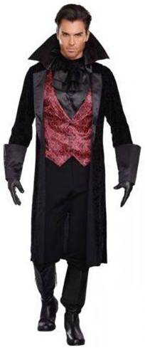 BLOODY HANDSOME VAMPIRE COSTUME FOR MEN