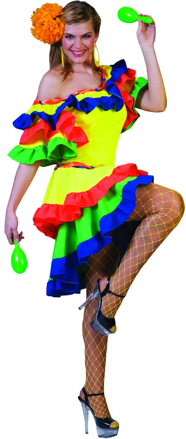 Brazil Flag Dress