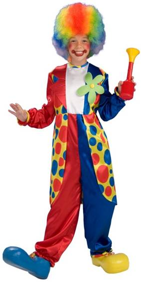 BUBBLES THE CLOWN