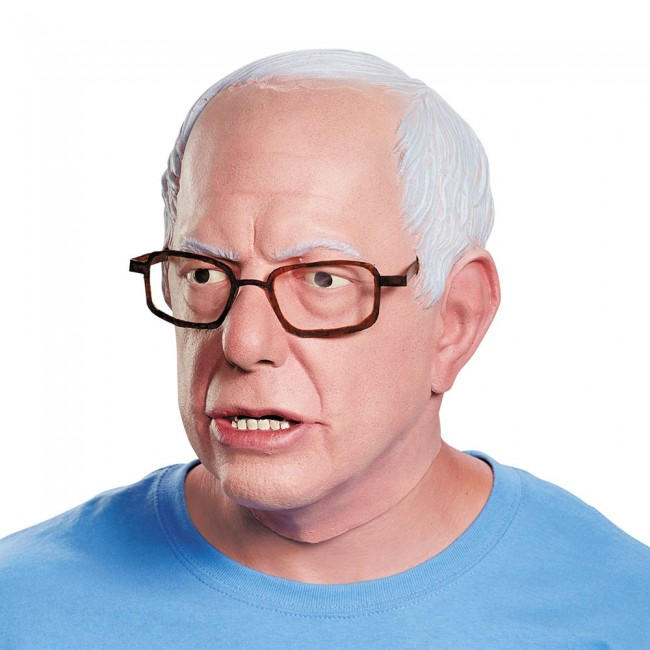 BERNIE SANDERS MASK FOR ADULTS