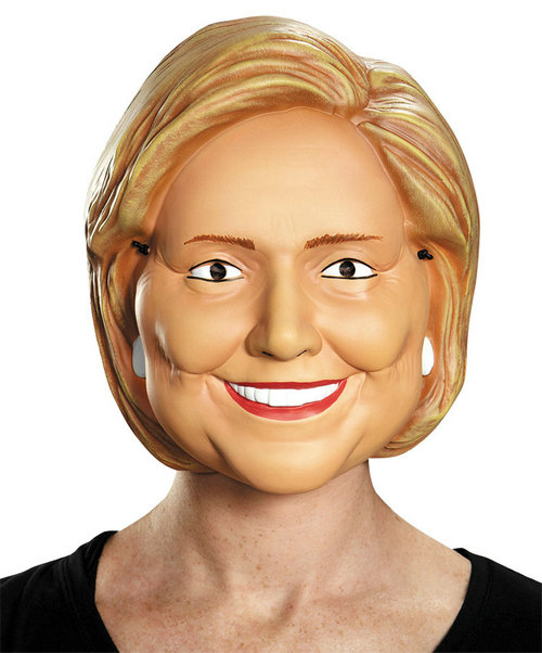 HILLARY HALF MASK FOR ADULTS