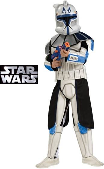 CLONE TROOPER COMMANDER REX
