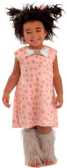 CAVEGIRL BABY COSTUME FOR GIRLS