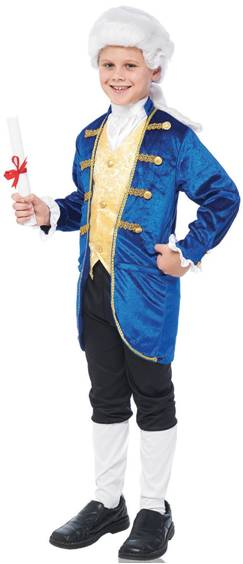 ARISTOCRAT COSTUME FOR BOYS