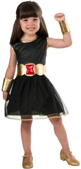 AVENGERS BLACK WIDOW TUTU DRESS