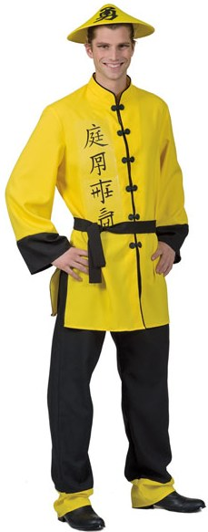 CHINA MAN  sc 1 st  Crazy For Costumes & All u003e Men u003e Chinese / Japanese / Ninjas - Crazy For Costumes/La Casa ...