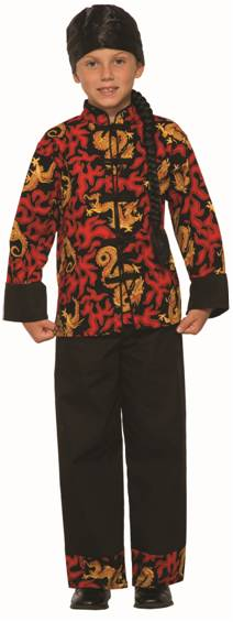 DRAGON PRINCE CHINESE COSTUME FOR BOYS