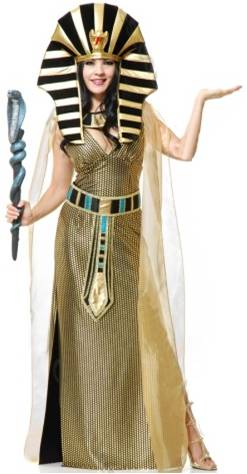 GOLD EGYPTIAN PRINCESS
