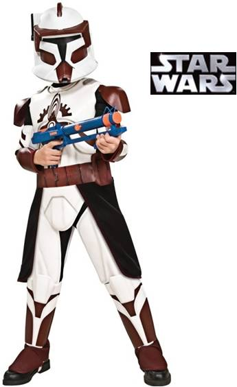 CLONE TROOPER COMMANDER FOX