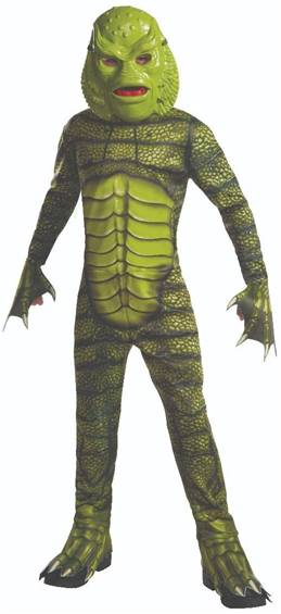 CREATURE FROM THE BLACK LAGOON COSTUME FOR BOYS