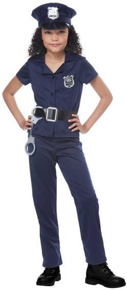 CUTE COP POLICE OFFICER COSTUME FOR GIRLS  sc 1 st  Crazy For Costumes/La Casa De Los Trucos (305) 858-5029 - Miami ... & Crazy For Costumes/La Casa De Los Trucos (305) 858-5029 - Miami ...