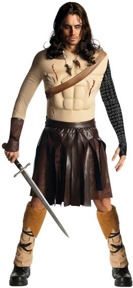 DELUXE CONAN THE BARBARIAN COSTUME FOR MEN