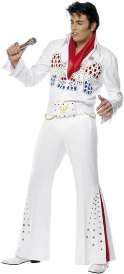 ELVIS PRESLEY (AMERICAN EAGLE)  sc 1 st  Crazy For Costumes/La Casa De Los Trucos (305) 858-5029 - Miami ... & Crazy For Costumes/La Casa De Los Trucos (305) 858-5029 - Miami ...