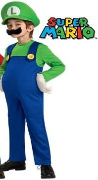 DELUXE LUIGI $36.99  sc 1 st  Crazy For Costumes/La Casa De Los Trucos (305) 858-5029 - Miami ... : luigi costume accessories  - Germanpascual.Com