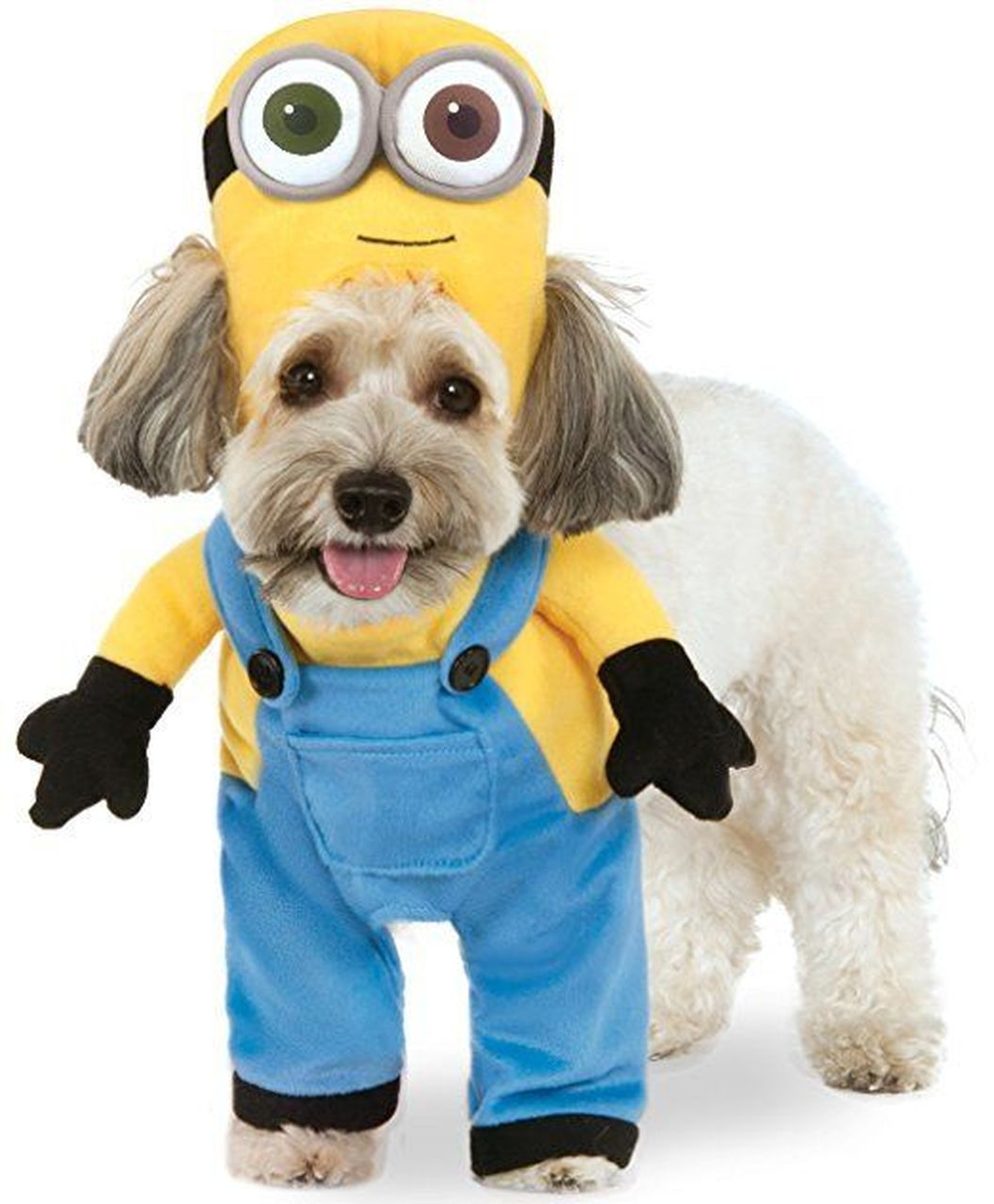 DESPICABLE ME WALKING MINION BOB COSTUME FOR PETS