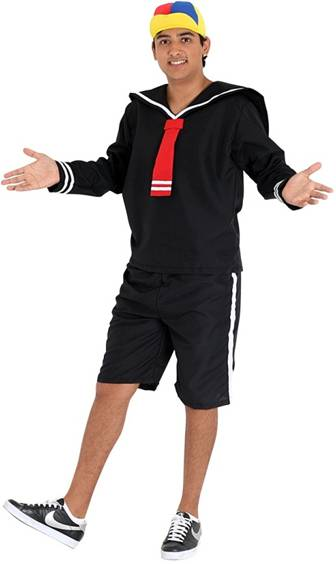 Sitcom Halloween Costumes