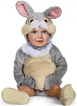 BAMBI'S THUMPER COSTUME FOR INFANTS/BABIES/BOYS