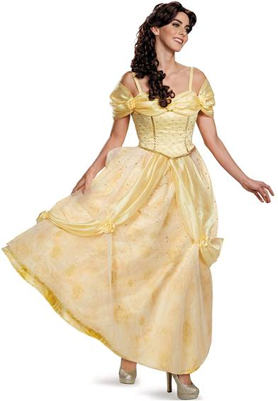 BELLE ULTRA PRESTIGE COSTUME FOR WOMEN