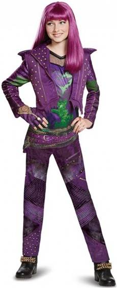 *STORE ONLY* DESCENDANTS DLX MAL COSTUME FOR GIRLS