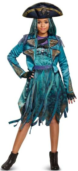 *STORE ONLY* DESCENDANTS 2 PRESTIGE UMA COSTUME