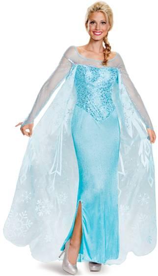 DISNEYu0027S FROZEN ELSA PRESTIGE COSTUME FOR WOMEN $99.99  sc 1 st  Crazy For Costumes/La Casa De Los Trucos (305) 858-5029 - Miami ... & Crazy For Costumes/La Casa De Los Trucos (305) 858-5029 - Miami ...