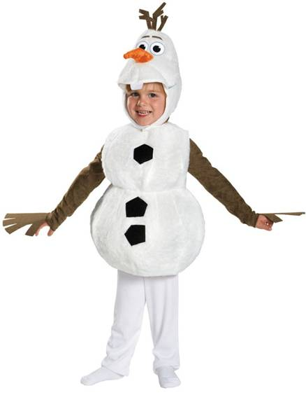DELUXE OLAF