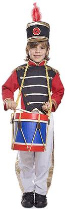 DRUM MAJOR COSTUME FOR BOYS