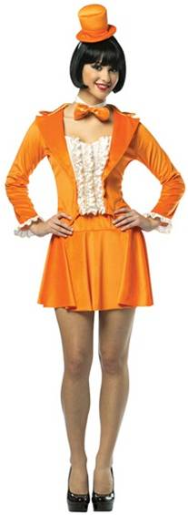 DUMB AND DUMBER LLOYD TUXEDO DRESS