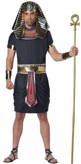 PHARAOH COSTUME FOR MEN Click for larger image  sc 1 st  Crazy For Costumes & Crazy For Costumes/La Casa De Los Trucos (305) 858-5029 - Miami ...