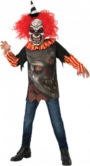 FREAKO THE CLOWN COSTUME FOR MEN