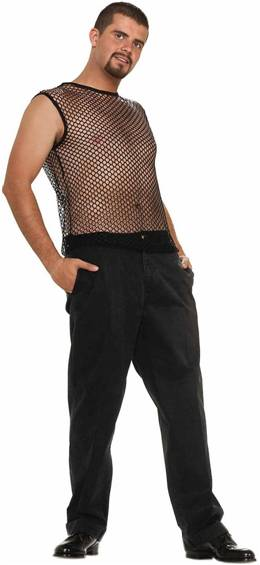 FISHNET SHIRT