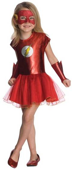 FLASH GIRL