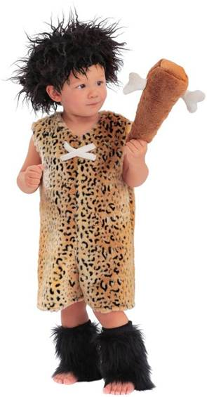 CAVE BOY COSTUME FOR TODDLERS