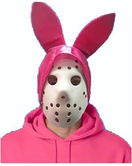 RABBIT RAIDER MANIA COSTUME KIT