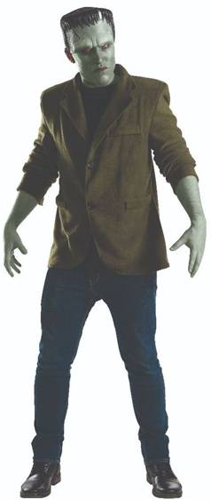 DELUXE FRANKENSTEIN'S MONSTER COSTUME FOR MEN