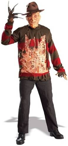 FREDDY KRUEGER MOVING CHEST OF SOULS