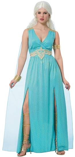 MYTHICAL GODDESS COSTUME FOR WOMEN