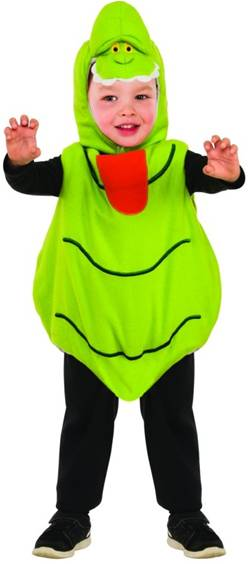 GHOSTBUSTERS SLIMER COSTUME FOR TODDLERS
