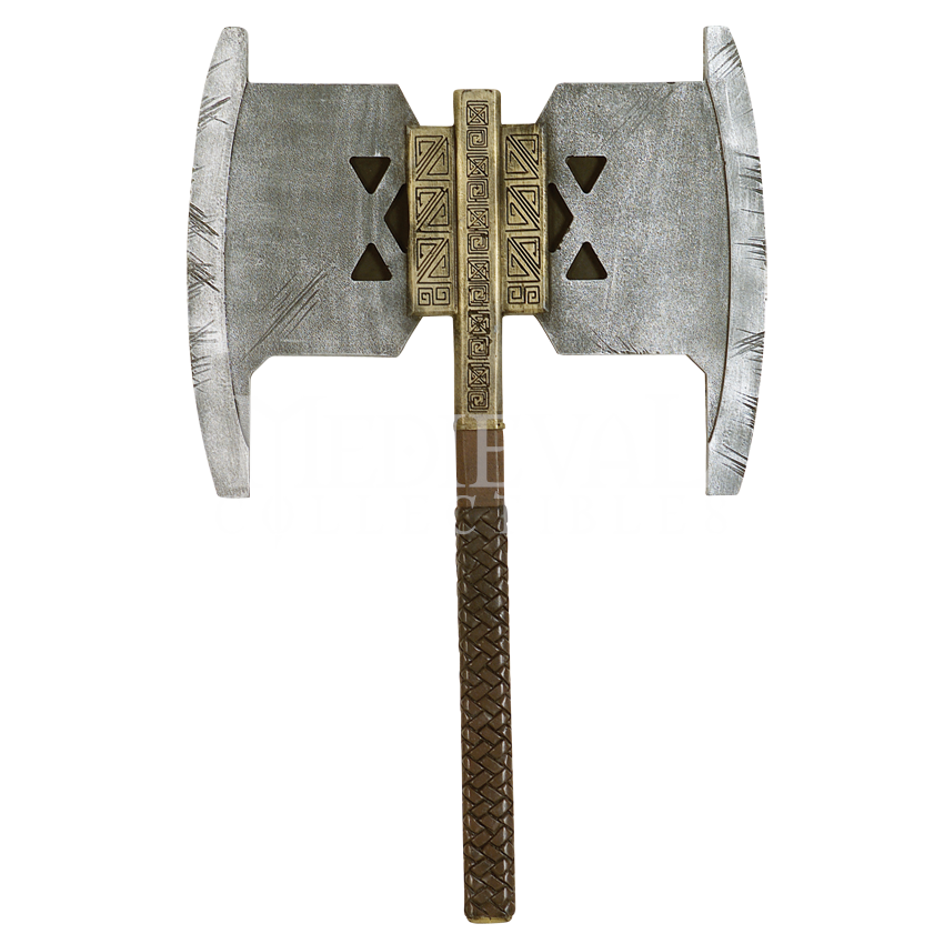LORD OF THE RINGS LICENSED GIMLI AXE